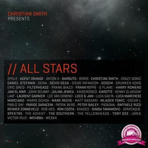 Tronic: ALL STARS 2018 (2017)