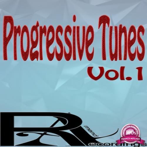 Progressive Tunes, Vol. 1 (2017)