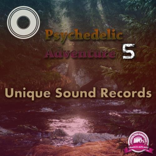 Psychedelic Adventure 5 (2017)