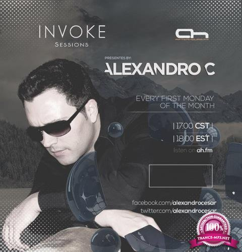 Alexandro C - INVOKE Sessions 013 (2017-12-04)
