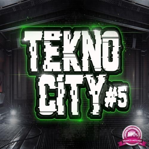 Tekno City, Vol. 5 (2017)