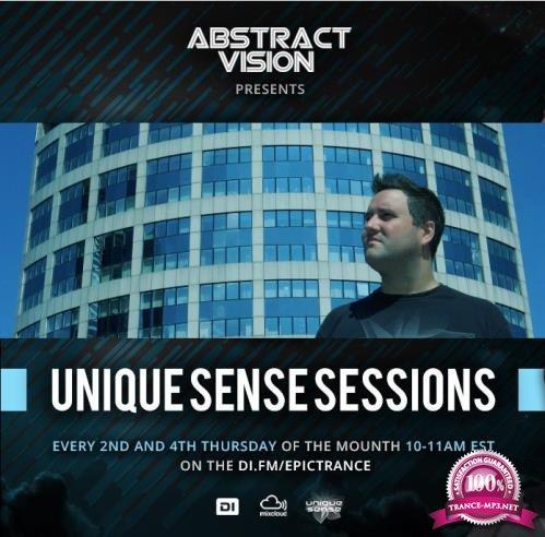 Abstract Vision - Unique Sense Sessions 048 (2017-12-05)