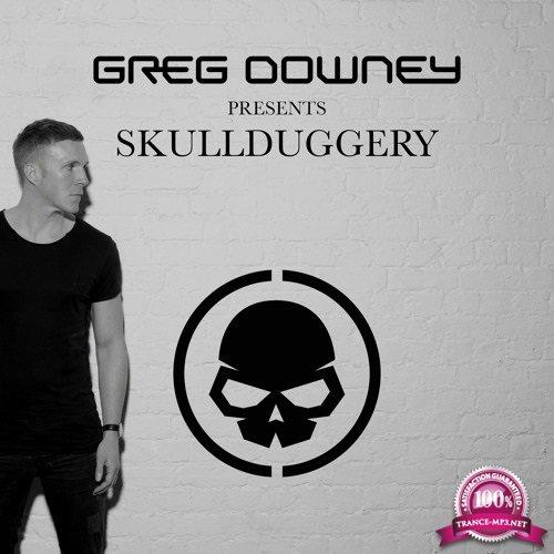 Greg Downey - Skullduggery 007 (2017-12-06)