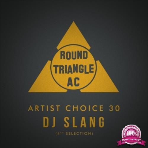 Dj Slang - Artist Choice 30/DJ Slang (4th Selection) (2017) FLAC