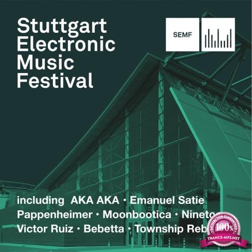 SEMF 2017 - Stuttgart Electronic Music Festival (2017)