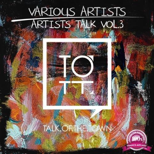 Artists Talk, Vol. 3 (2017)