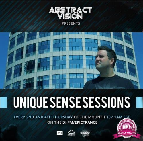 Abstract Vision - Unique Sense Sessions 050 (2017-12-14)