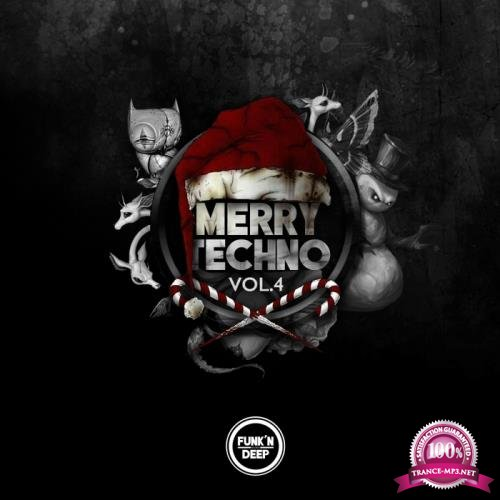 The Reactivitz - Merry Techno Vol. 4 (2017) FLAC