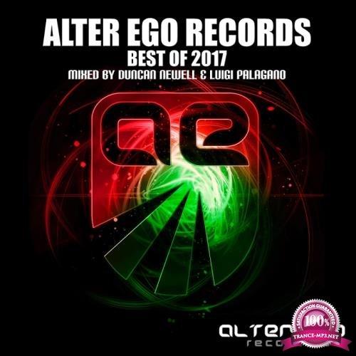 Luigi Palagano & Duncan Newell - Alter Ego: Best Of 2017 (2017)