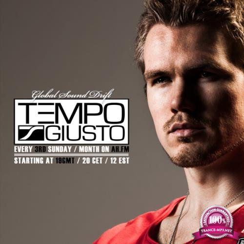 Tempo Giusto - Global Sound Drift 118 (2017-12-17)