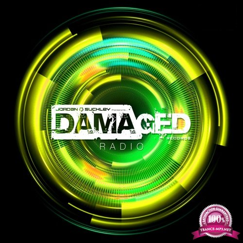 Jordan Suckley - Damaged Radio 087 (2017-12-19)