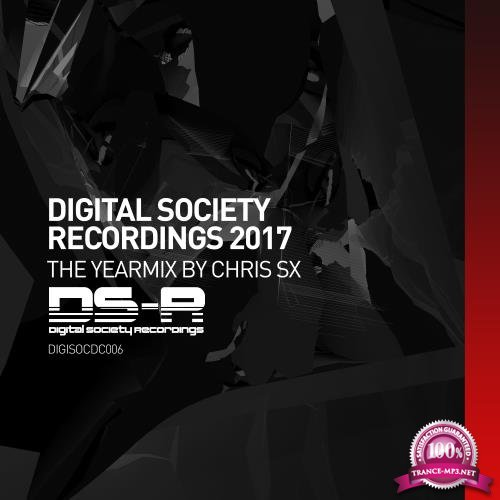 Digital Society Recordings 2017: The Yearmix (2017)