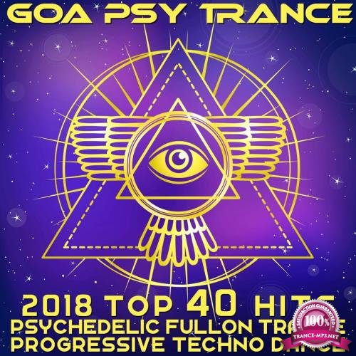Goa Psy Trance (2018 Top 40 Hits) (2017)