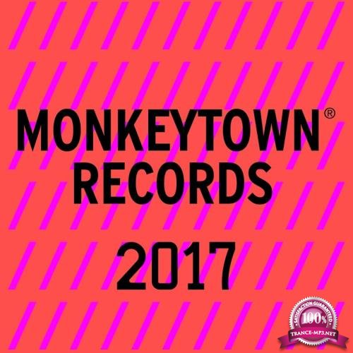 Monkeytown Records - Monkeytown 2017 (2017)