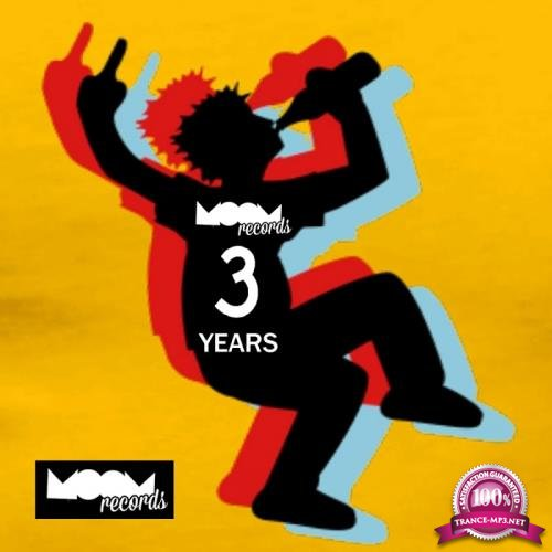 Moom Records: 3 Years Va (2017)