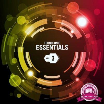 Teknofonic Essentials, Vol. 3 (2017)