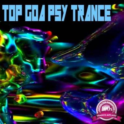 Top Goa Psy Trance & DJ Mix (2017)