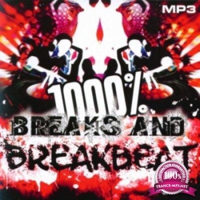1000 % BreakBeat Vol. 167 (2017)