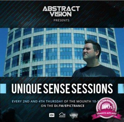Abstract Vision - Unique Sense Sessions 050 (2017-12-14)