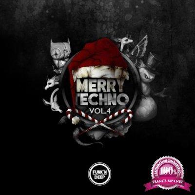The Reactivitz - Merry Techno Vol. 4 (2017) FLAC