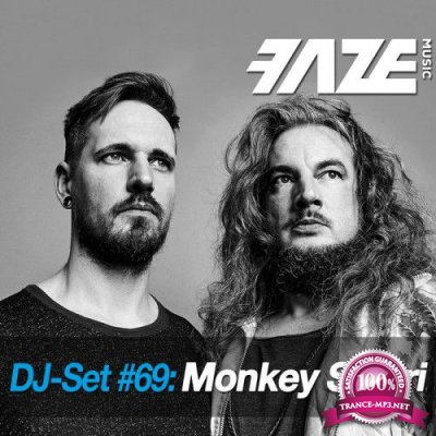 Monkey Safari - Faze DJ Set 69 (2017) FLAC