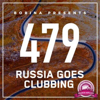 Bobina - Russia Goes Clubbing 479 (2017-12-16)