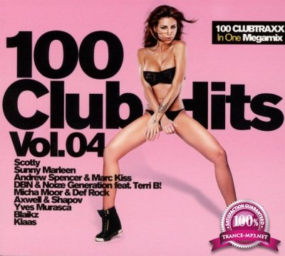 VA - 100 Club Hits Vol.4 (2017) 3CD