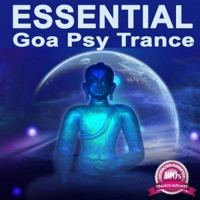 Essential Goa Psy Trance (2017)