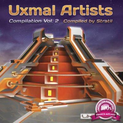 Uxmal Artists, Vol. 2 (2017)