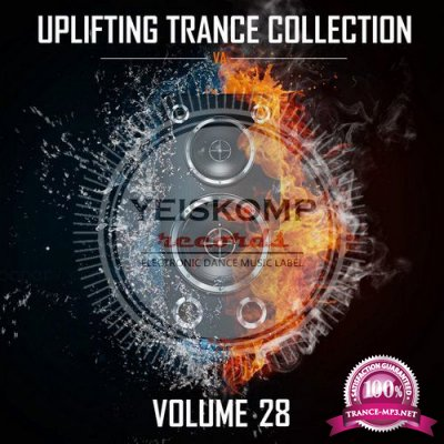 Uplifting Trance Collection by Yeiskomp Records, Vol. 28 (2017) FLAC