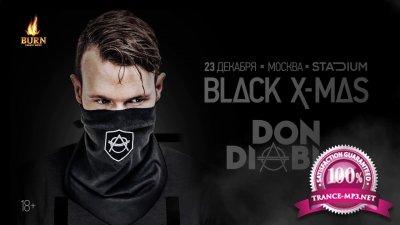 Radio Record: Live Record Black X-mas (23-12-2017)