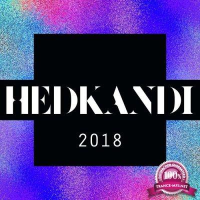VA - Hed Kandi 2018 (2017)