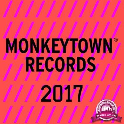 Monkeytown Records - Monkeytown 2017 (2017)