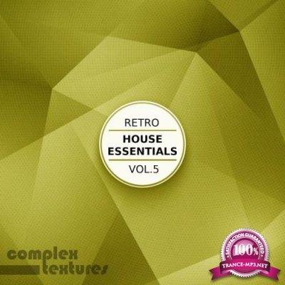 Retro House Essentials, Vol. 5 (2017)