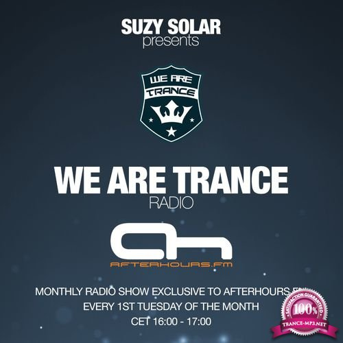 Suzy Solar - We Are Trance Radio 004 (2018-01-02)