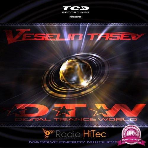 Veselin Tasev - Digital Trance World 482 (2018-01-06)