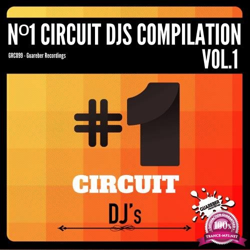 No.1 Circuit Djs Compilation, Vol. 1 (2018)