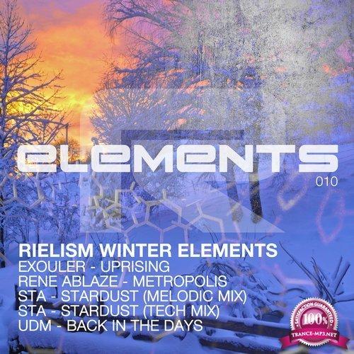 Exouler, Rene Ablaze, STA, UDM - Rielism Winter Elements (2018)