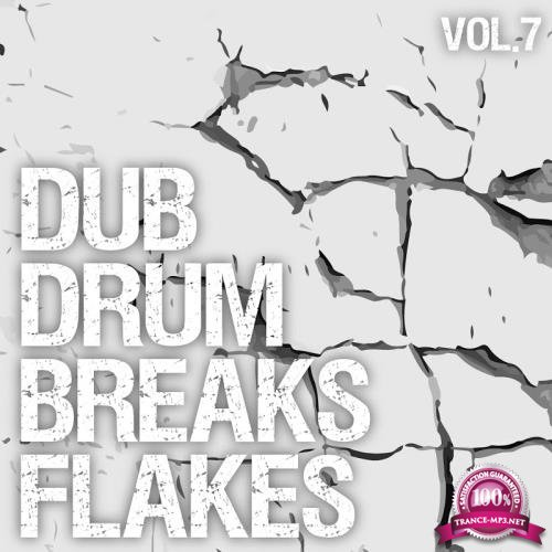 Dub Drum Breaks Flakes, Vol. 7 (2018)