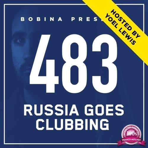 Bobina - Russia Goes Clubbing 483 (2018-01-13)