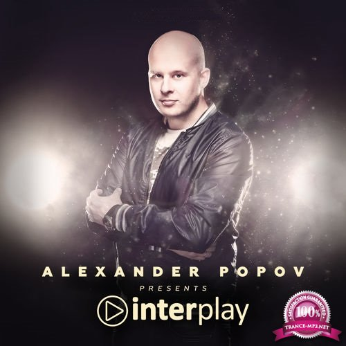 Alexander Popov - Interplay Radioshow 179 (2018-01-15)