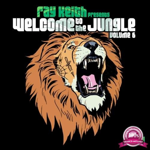 Welcome To The Jungle Vol 6: The Ultimate Jungle Cakes Drum & Bass Compilation (2018)