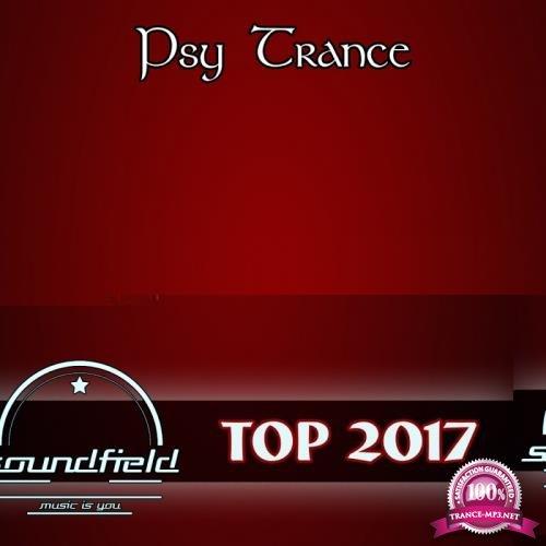 Psy Trance Top 2017 (2018)