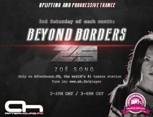 Zoe Song - Beyond Borders 033 (2018-01-20)
