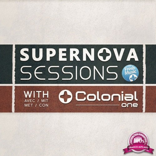 Colonial One - Supernova Sessions 075 (2018-01-20)