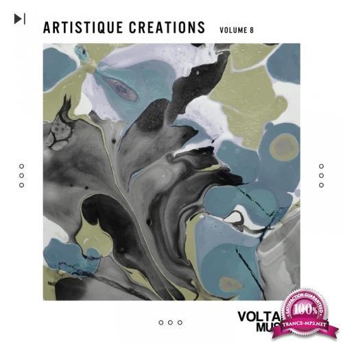 Artistique Creations, Vol. 8 (2018) FLAC
