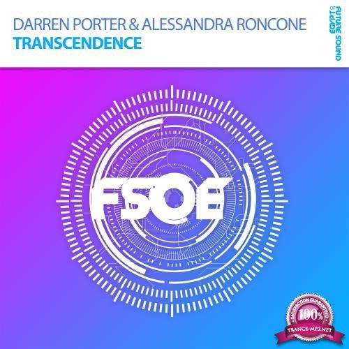 Darren Porter & Alessandra Roncone - Transcendence (2018)