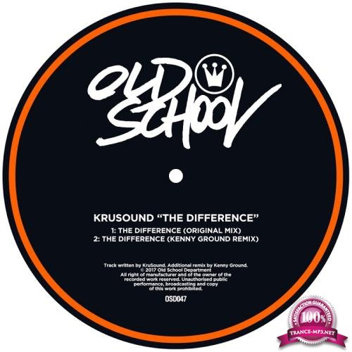 KruSound - The Difference (2017)