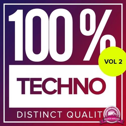 100% Techno, Vol. 2: Distinct Quality (2018)