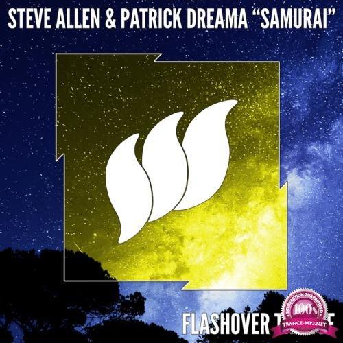 Steve Allen & Patrick Dreama - Samurai (2018)